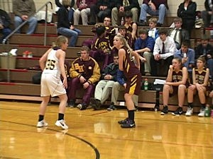 Pine Bluffs vs. Big Horn Girls Basketball