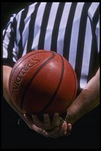 Basketball w ref
