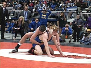 Wrestling States 2012 Lower Weight Classes