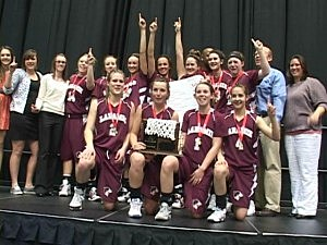 Natrona vs. Laramie - Girls Basketball 4A State Championship 2012