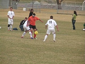 Powell at Worland - Boys Soccer 2012