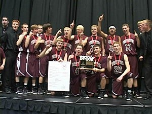 Star Valley vs. Torrington - Boys Basketball 3A State Championship 2012