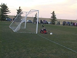 Sheridan at Laramie - Boys Soccer 2012