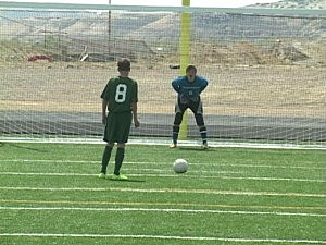 Green River vs. Rock Springs - Boys Soccer 2012