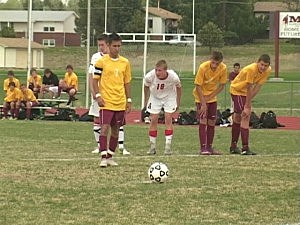 Laramie at Central - Boys Soccer 2012