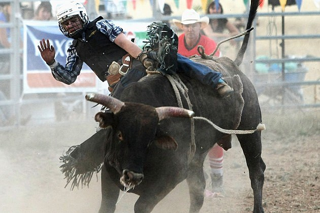 Wyoming High School State Rodeo Finals