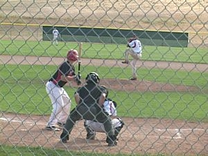 Rawlins Generals vs. Lovell Mustangs - Legion Baseball 2012
