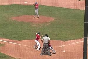 Sheridan Troopers vs. Jackson Giants - Legion Baseball 2012