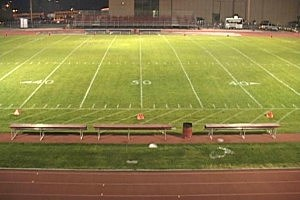 Football Field Wide