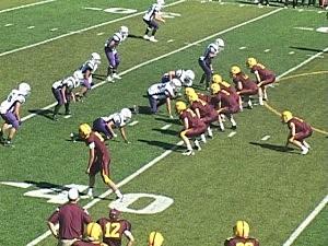 Glenrock at Big Horn - Football 2012