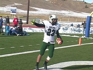 Green River at Douglas - Football 2012