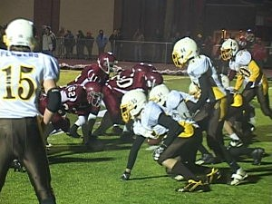 Rocky Mountain at Lusk - Football 2012