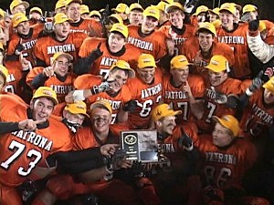 Gillette vs. Natrona - Football 4A State Championship 2012
