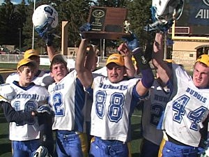 Little Snake River vs. Dubois - 6-Man Football State Championship 2012