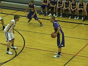 Gillette vs. Riverton - Boys Basketball 2012