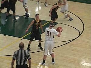 Gillette vs. Star Valley - Boys Basketball 2012