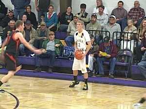 Cokeville at Little Snake River - Boys Basketball 2013