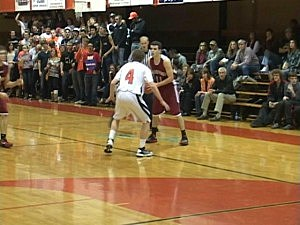 Riverton at Natrona - Boys Basketball 2013
