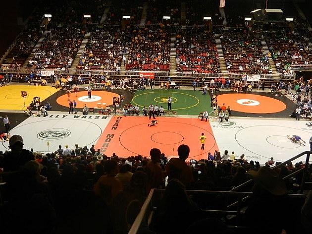 State Wrestling 2013