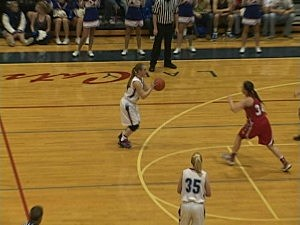 Rawlins at Douglas - Girls Basketball 2013