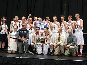 Star Valley Boys Basketball 3A State Champs 2013