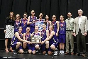 Gillette Girls Basketball 2013