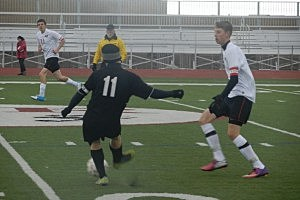 Worland at Riverton - Boys Soccer 2013