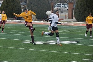 Laramie at Natrona - Girls Soccer 2013