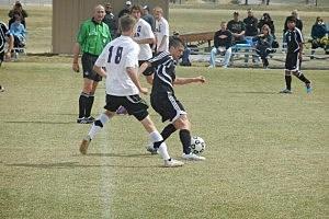 East at Gillette - Boys Soccer 2013