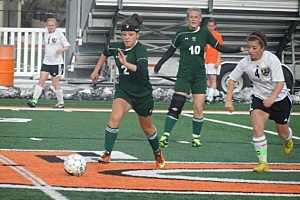 Green River at Natrona - Girls Soccer 2013