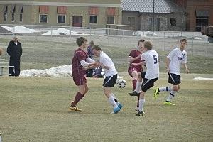 Laramie at Gillette - Boys Soccer 2013