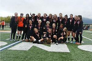 Star Valley at Jackson - Girls Soccer 3A State Championship 2013