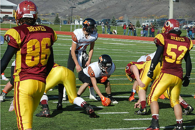 Powell at Star Valley - Football 2013
