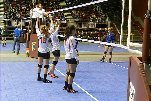 Wyoming High School Volleyball Rankings: October 1, 2014