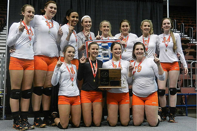 Natrona Volleyball 2013 State Champs