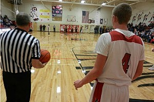 Big Horn at Lusk - Boys Basketball 2013
