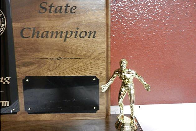 Wyoming High School State Wrestling 2015