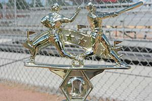 Baseball A Trophy