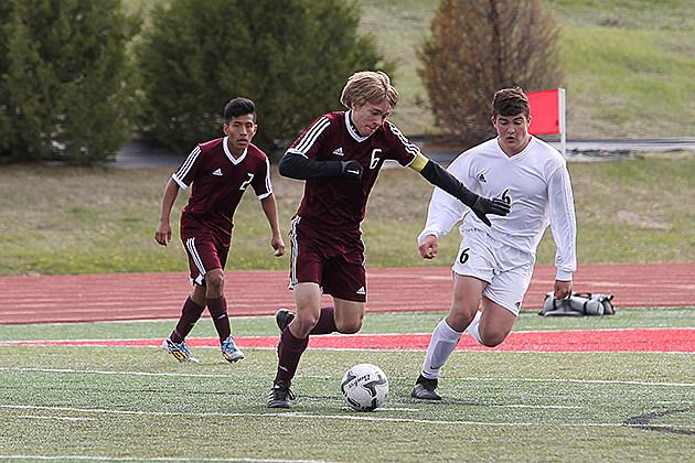 Laramie Soccer Cameron Campbell