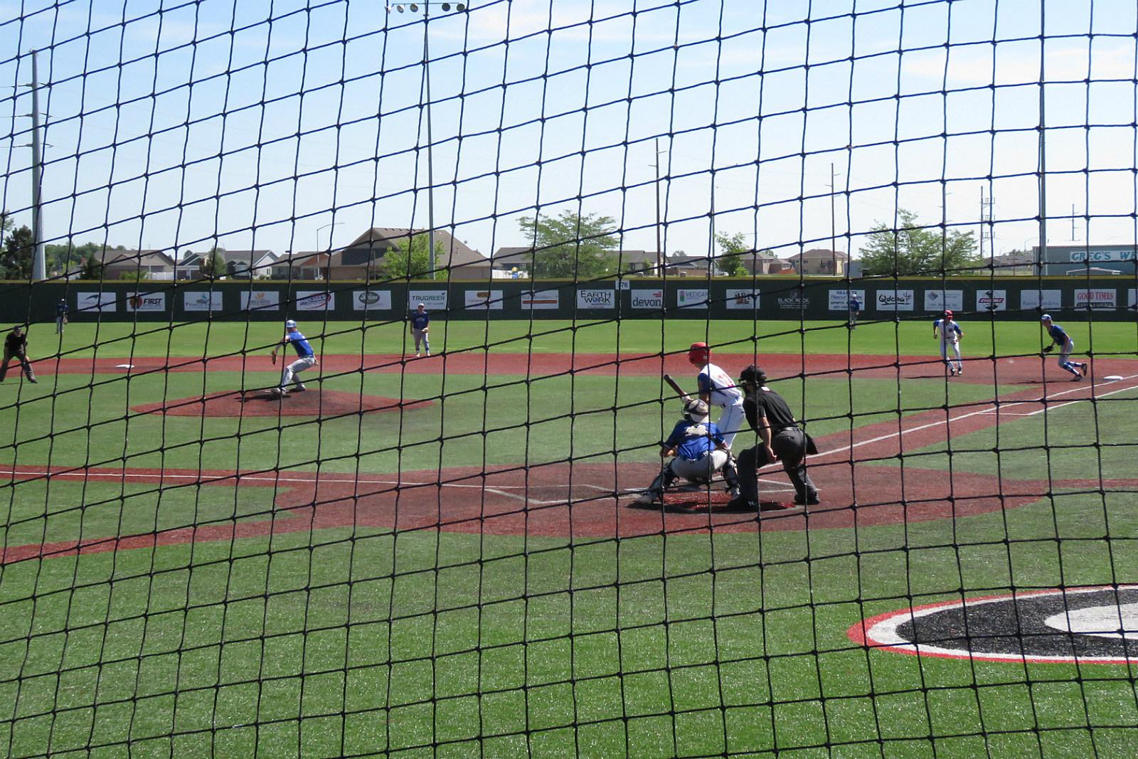 Sheridan, Evanston, Wyoming Legion Baseball, State Tournament, 2019